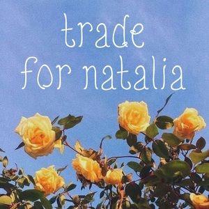 trade for natalia ! ❤️